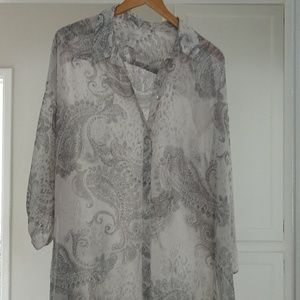 Chico's flowy blouse